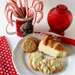 Coconut Cookie Thins and Lemon Ricotta