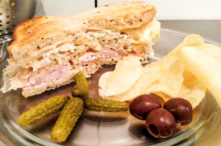 Turkey Reuben