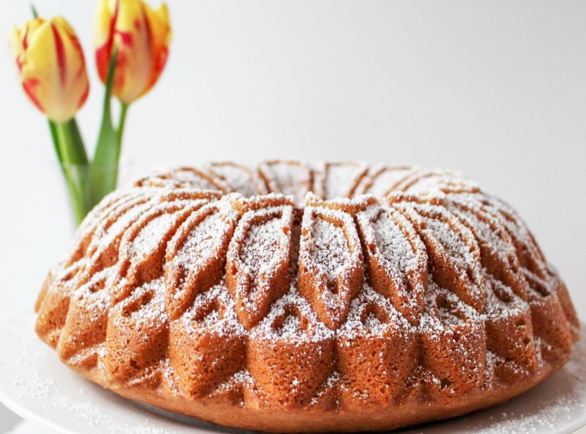 Coconut Bundt Cake