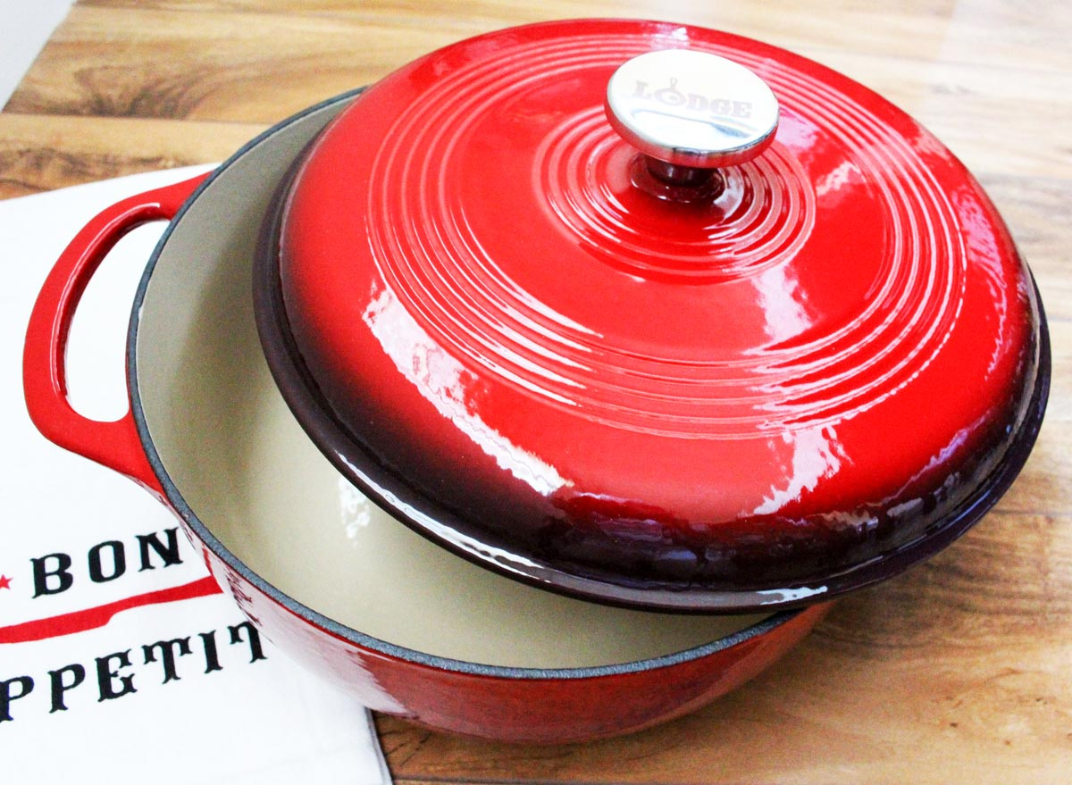 Mother's Day Dutch Oven