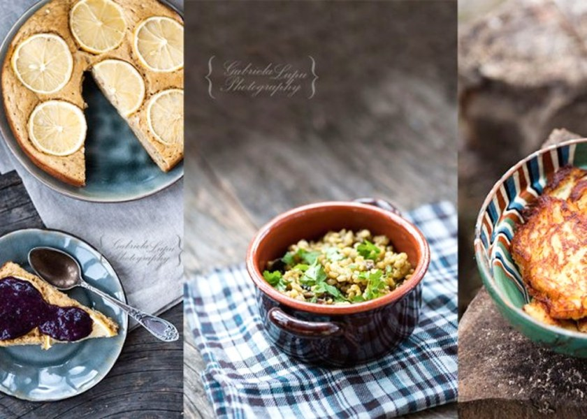Learning Food Photography