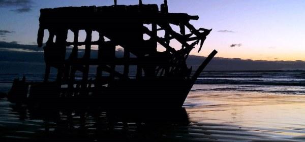 Peter Iredale Northern Oregon Coast
