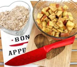 Apple Crisp With Pumpkin Pie Spice