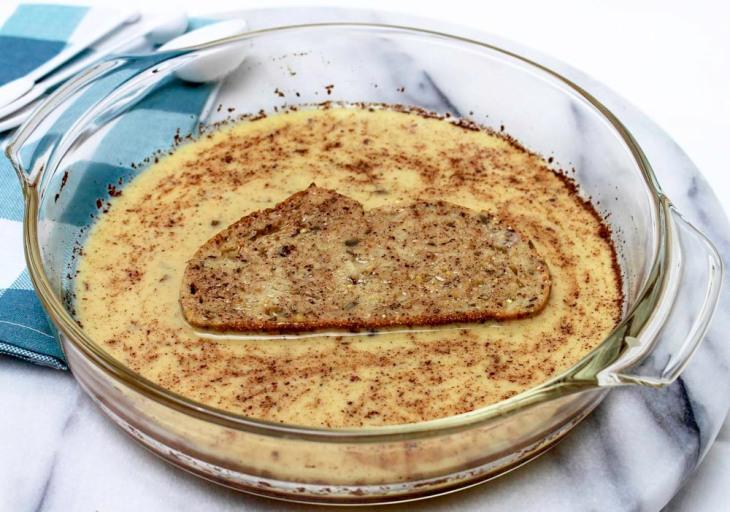 French Toast With Maple Yogurt