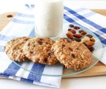 Hearty Happy Trekking Trail Mix Oatmeal Cookies