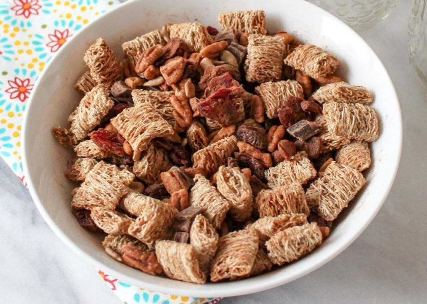 Cranberry and Pecan Trail Mix