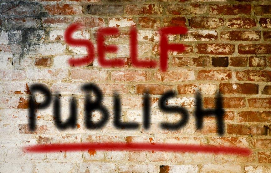 Self-Publish Concept