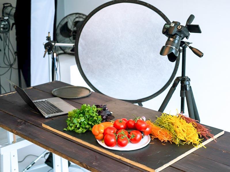 food photography photo studio