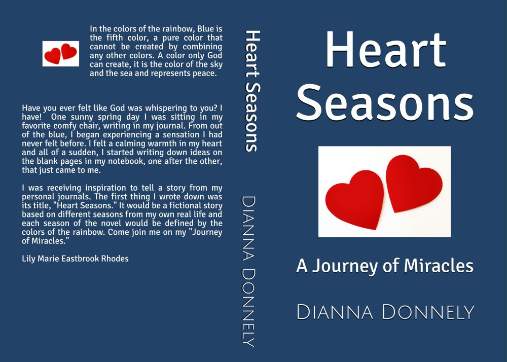 Heart Seasons Second Edition Cover
