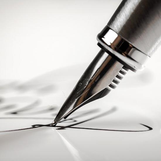 Stock Photo Pen.
