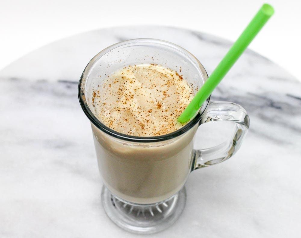 Quick Vanilla & Cinnamon Instant Coffee Iced Latte