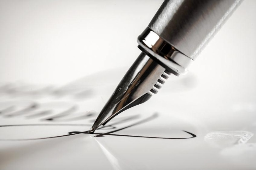 Stock Photo - Pen.