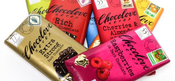 Dark Chocolate is Good for the Heart & Soul