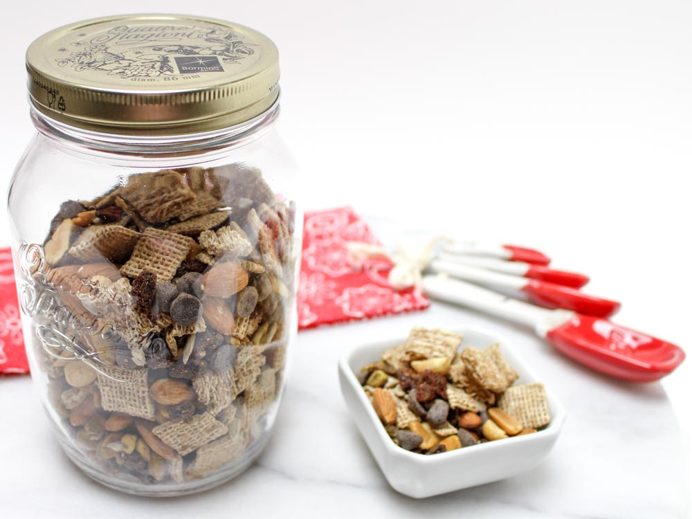 Clean Out the Pantry Trail Mix