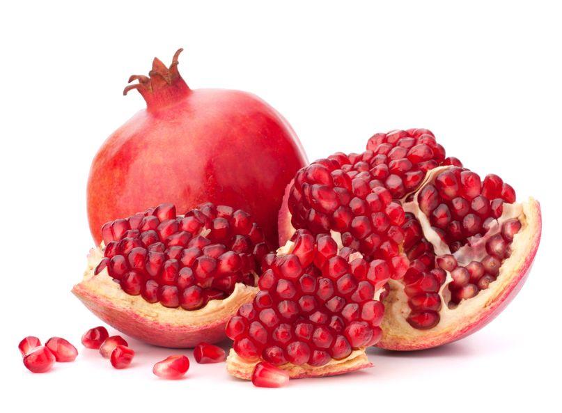 Pomegranate Fruit Real Food