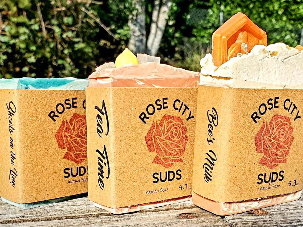 Rose City Suds Carly