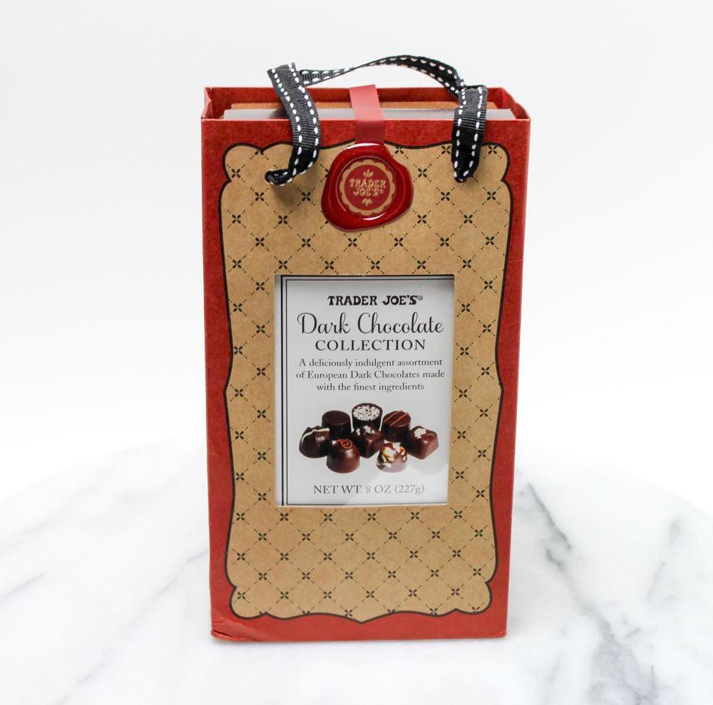 Trader Joe's Dark Chocolate Collection
